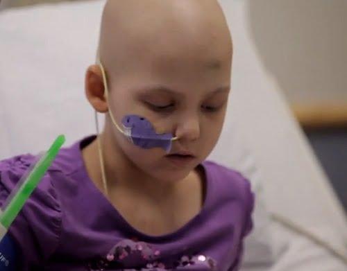 HIV vírussal kezelték a rákbeteg kislányt