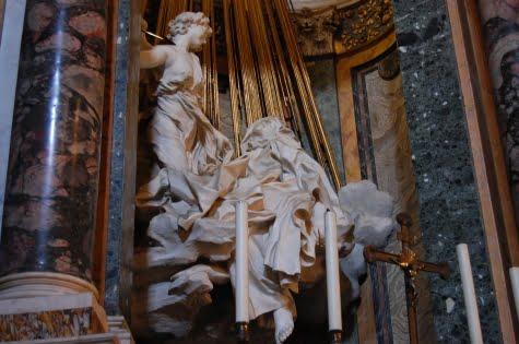 Szent Teréz eksztázisa – szeretet a művészetben
