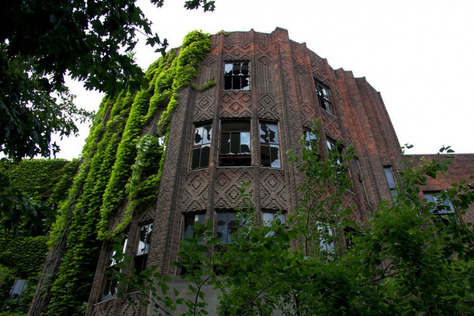 5. North Brother Island, New Yorkban