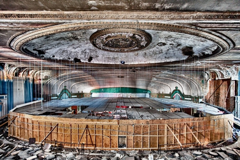 6. Lawndale Theater, Chicago