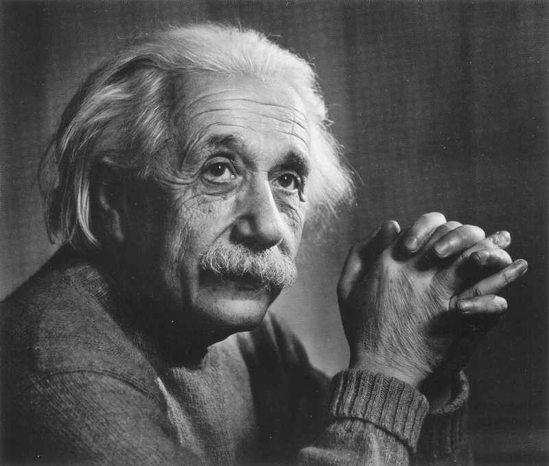 Einstein: a Biblia primitív legendák gyűjteménye, ráadásul gyerekes is