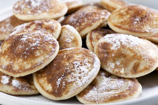 A legjobb reggelire: holland mini-palacsinta