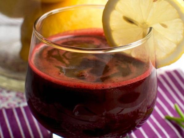 Suc natural pentru curatarea sangelui si a limfei