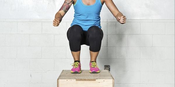 Hozd magad csúcsformába napi 15 perc pliometrikus edzéssel