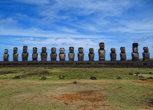 Elképesztő titkot rejtenek a Húsvét-szigetek szobrai!