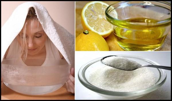 Szabaduljunk meg a bedugult orrtól, enyhítsük a megfázás tüneteit citromolaj inhalálásával!