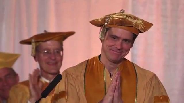 """Üzenet Jim Carrey-től: """"Képes vagy megváltoztatni és jobbá tenni az életed!"""""""