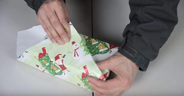 Most te is elsajátíthatod a japán ajándékcsomagolási módszer technikáját!