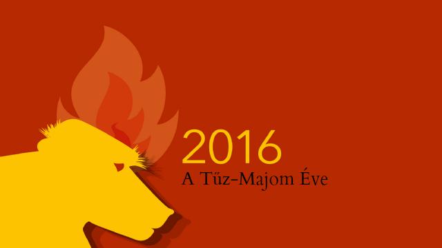 2016-as Kínai Horoszkóp – A Majom Éve