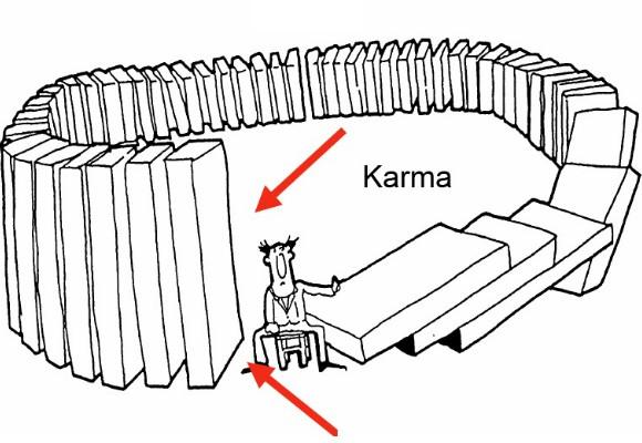 A karma eddig kevésbe ismert 8 törvénye, amiről jó ha te is tudsz!