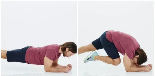 5 egyszerű, 30 másodperces erőgyakorlat, amely formássá, szálkássá varázsolja az egész testet!