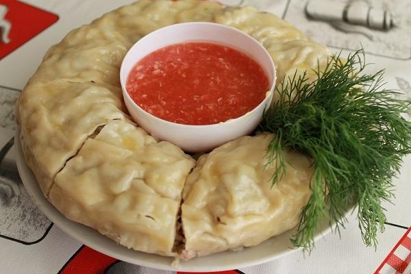 Így kell ínycsiklandó üzbég burgonyás tekercset készíteni! Íme, a recept!