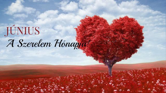 Június az év 6-dik és egyben a szerelem hónapja! Olvasd el, hogy milyen energiák hatnak majd rád a ebben a hónapban!