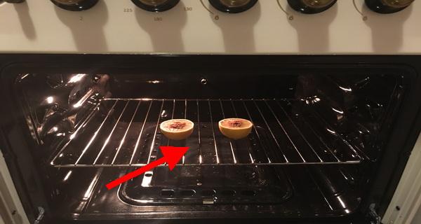 Tegyél egy citromot a sütőbe, majd egész éjszakán át hagyd az ajtót nyitva. Reggel meglepetésben lesz részed!
