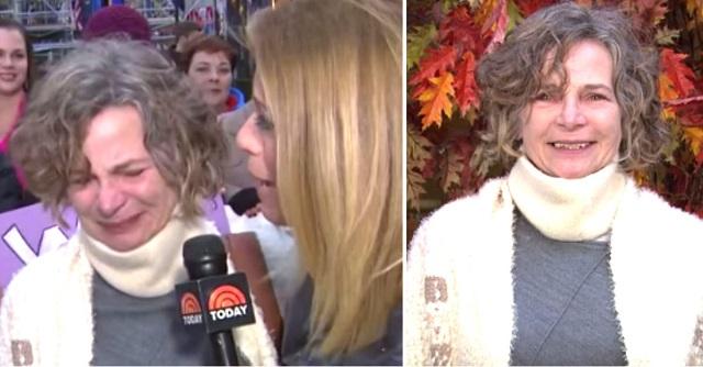 Sírva fakadtak a 60 éves nő barátai, amikor meglátták a csodás átváltozását!