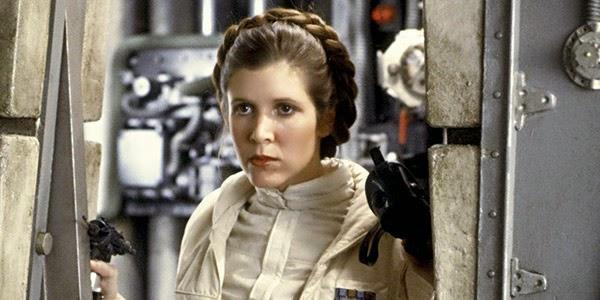 A legszebb idézetek a Csillagok háborújának Leia hercegnőjétől, Carrie Fishertől!