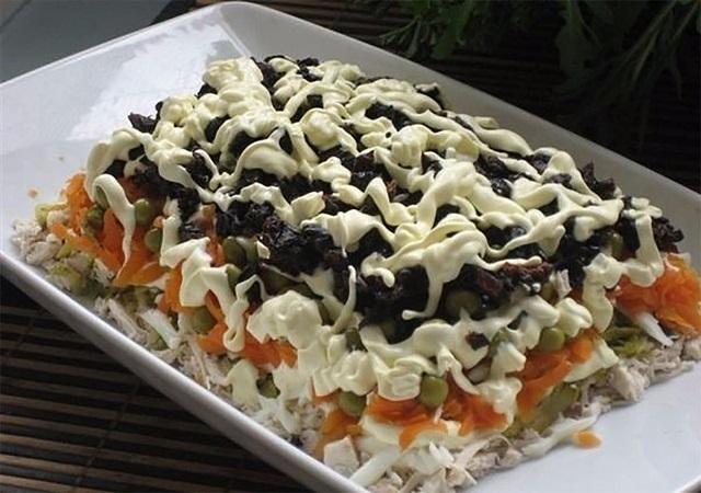 Minden ismerősöd el fogja kérni ennek a salátának a receptjét, ha megkínálod őket!