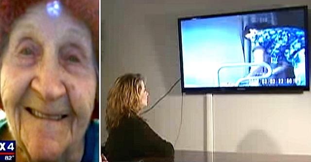 """A nagymama folyamatosan """"kiesik"""" a tolószékből. Ezért rejtett kamerát szerel fel, hogy leleplezze az ápolókat!"""