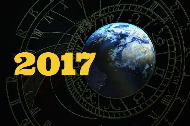Numerológiai előrejelzés 2017-re: egy új életciklus veszi kezdetét!