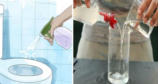 Ezzel a módszerrel megakadályozhatjuk a vizeletszag terjedését a fürdőszobában!