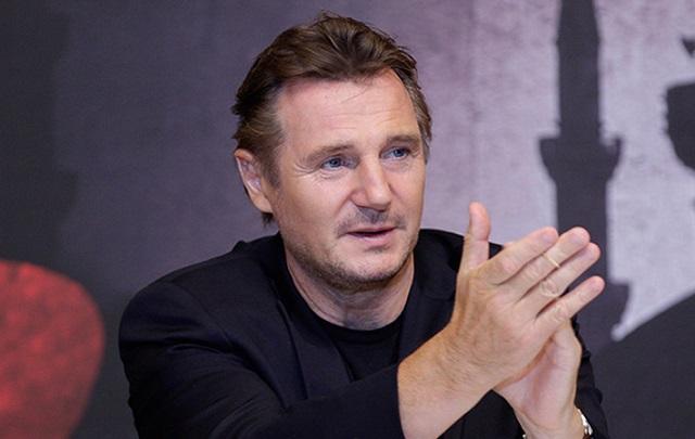 """Liam Neeson: """"A szeretet az egyetlen olyan dolog a világon, amely nem okoz csalódást, fájdalmat!"""""""