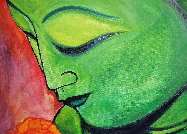 Ahelyett, hogy a szeretetet keresnéd, engedd azt az életedbe érkezni – buddhista módra