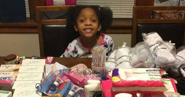 Ez a 6 éves kislány nem akart születésnapi partit magának. Helyette arra kérte szüleit, hogy…