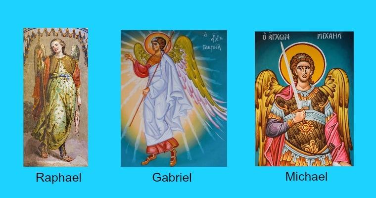 Válasz egy angyalkártyát és derítsd ki melyik Arkangyal segítségére van most szűkséged!