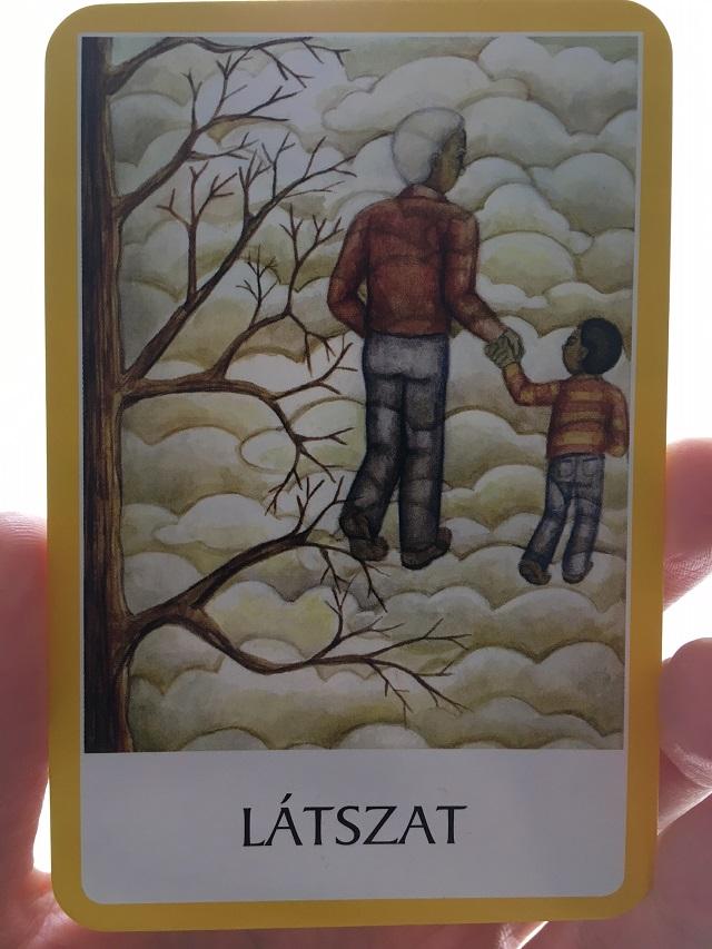 A csakra kártya keddi üzenete - A Látszat néha csal!