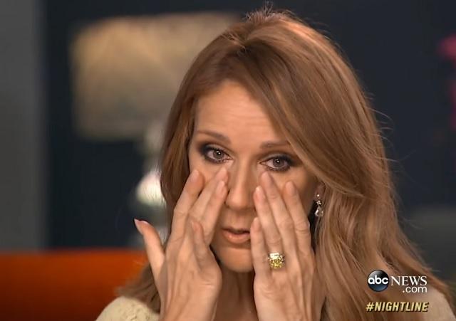 Megrázó interjúban beszélt 1 évvel ezelőtt elvesztett férjéről Celine Dion