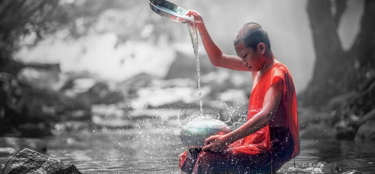 Te is egy ZEN SZERZETES vagy: A csendes meditáció 8 jótékony hatása!