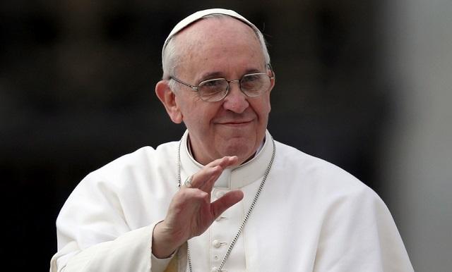 """Ferenc pápa: """"Isten nem ítéletet hozó bíró!"""""""