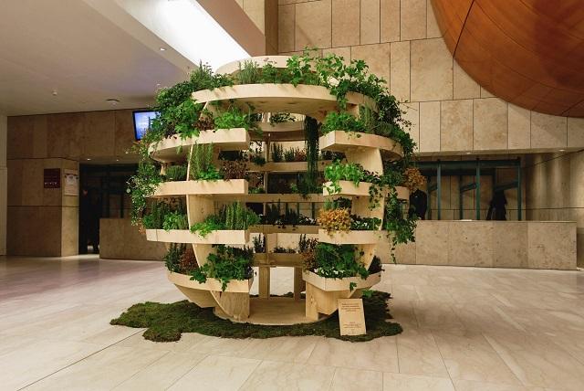 Az IKEA megteremtette azt a közösségi kertet, ahonnan mindenki friss zöldségekhez juthat!