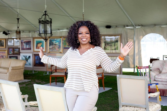 """Oprah Winfrey: """"A titok, ami megváltoztatta az életem"""""""