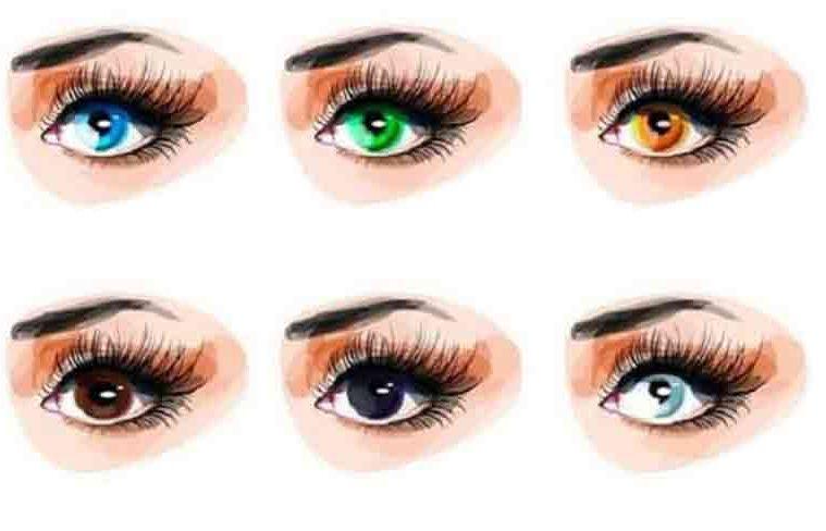 A szemed színéből kiolvashatod a legalapvetőbb jellemvonásaidat!