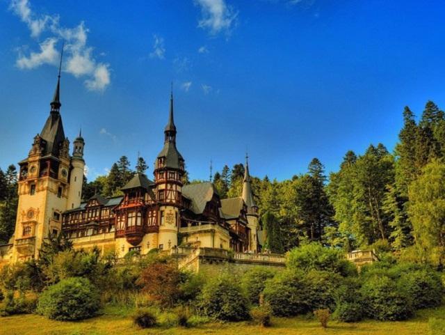 Románia 17 csodája – avagy mit tartanak vonzónak ebben az országban a brit turisták?
