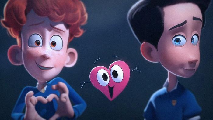 Heves érzelmeket váltott ki a két fiú szerelméről szóló animációs film