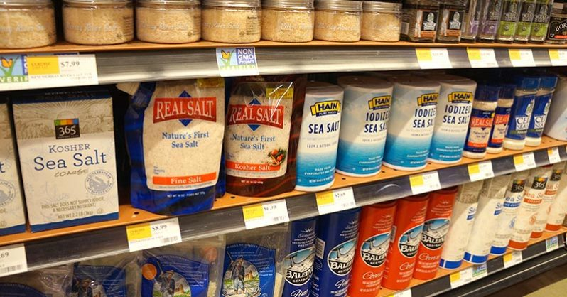 Ennyi sót kell enned naponta, hogy megtartsd az optimális egészségi állapotodat