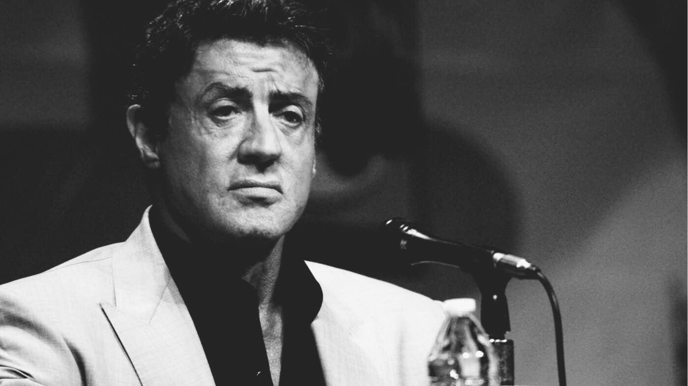 Sylvester Stallone tragikus, ám reményteli története mindenki számára tanulságos lehet!