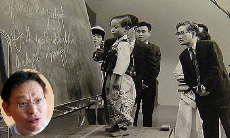 Kim Ung-Yong, a világ legmagasabb IQ-val rendelkező zsenije! - Olyan üzenetet fogalmaz meg, amit neked is meg kell fogandni