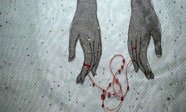 A láthatatlan vörös madzag, amely egy életre összeköti két emberi sorsot!