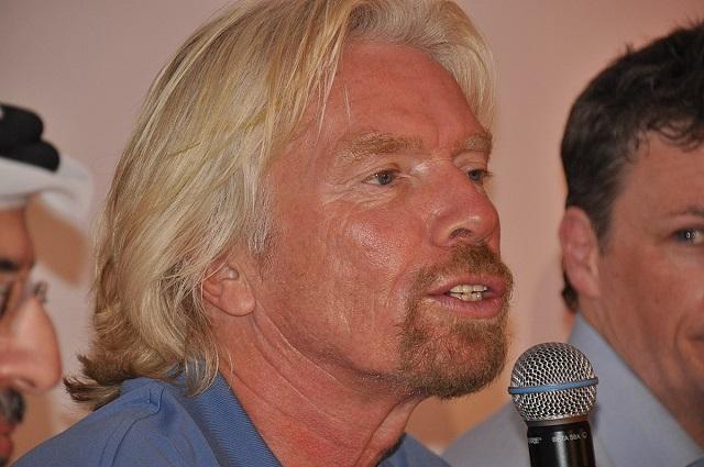 Richard Branson elárulj, mi a különbség egy jó vezető és egy vesztes között