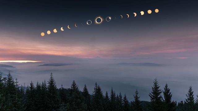 Sok szép égi jelenségben lesz rész részünk 2018-ban!