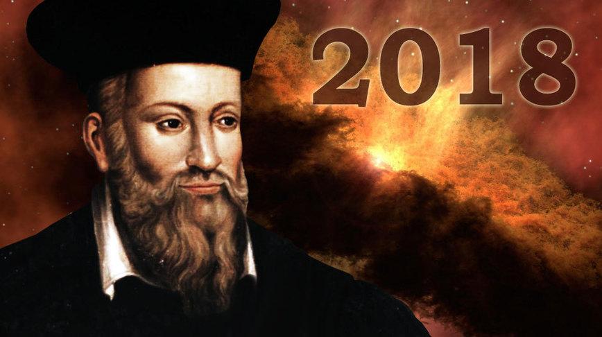 Ezeket jósolta Nostradamus 2018-ra!