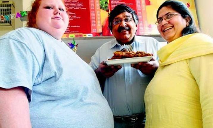 A megoldás, amit egy indiai férfi talált arra a problémára, ami négy évtized alatt 2500-szorosra növelte a túlsúlyos emberek számát