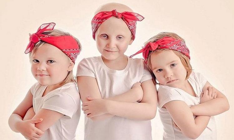 Ezt üzeni a 3 kislány, akik túlélték a rákot!