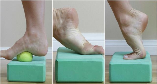 6 kitűnő gyakorlat a láb- és bokafájdalom megszüntetésére