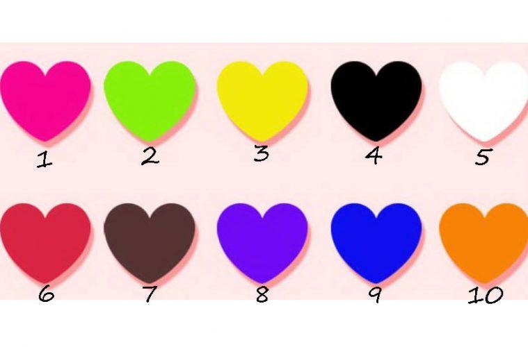Válasz egy szívet, és kiderül, hogy milyen lesz a szerelmi életed az elkövetkező napokban!