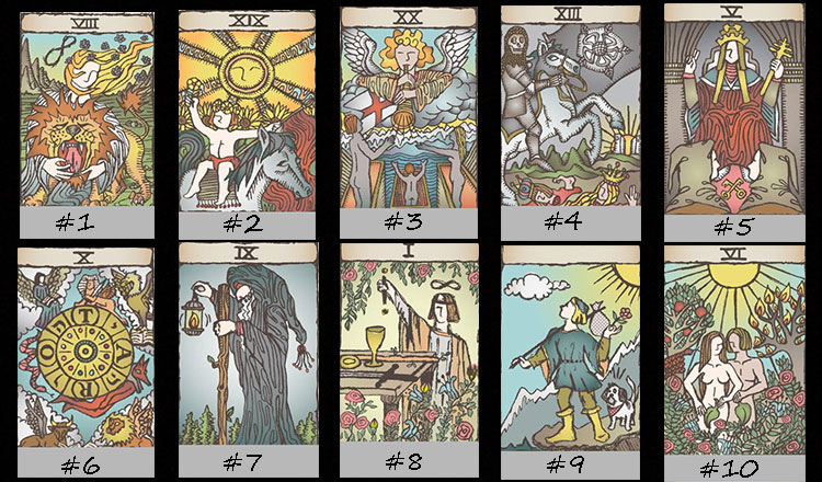 Szeretnéd tudni a jövőt? Válassz ki egy tarot kártyát, és feltárul előtted az ismeretlen!