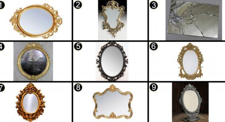 Válassz egy tükröt, és tudd meg, milyen tulajdonságot rejt a lelked!